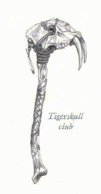 Shadow D20 Dndequipment Tigerskullclub